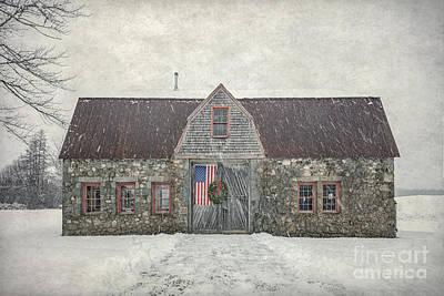Maine Farms Photograph - Heartland by Evelina Kremsdorf