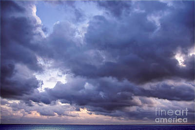 Heaven Print by Angela Doelling AD DESIGN Photo and PhotoArt