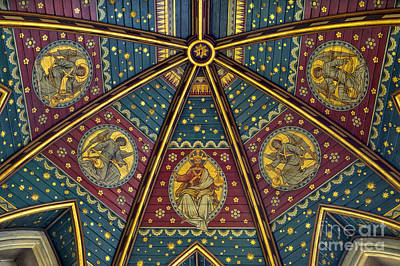 Christian Sacred Photograph - Heavenly Ceiling by Tim Gainey