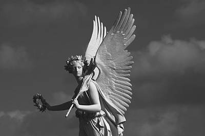 Winged Victory Photograph - Heavenly II by Marc Huebner