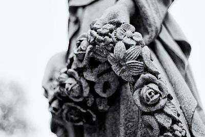 Marble Tomb-stones Photograph - Heavens Hold by Scott  Wyatt