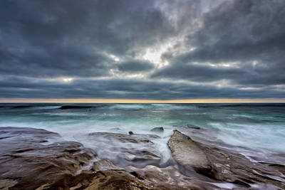Surf Lifestyle Photograph - Hellishly Heavenly by Peter Tellone