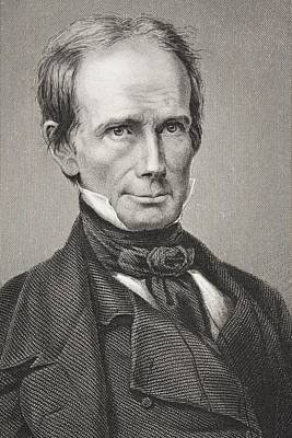 Orator Drawing - Henry Clay 1777 - 1852. American by Vintage Design Pics