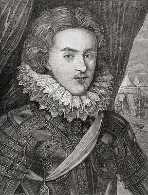 Henry Frederick, Prince Of Wales, 1594 Print by Vintage Design Pics
