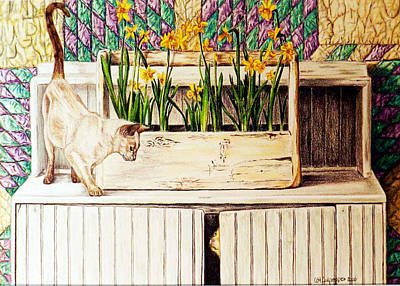 Hide And Seek Original by Cat Culpepper
