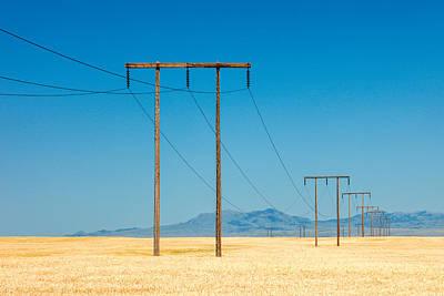 High Voltage Print by Todd Klassy