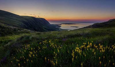 Noruega Photograph - Highland Pastures by Iwan Groot