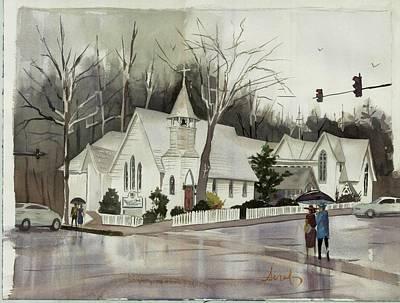 Highlands Episcopal Original by Scott Serafy