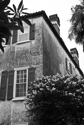 Historic Charleston Home Print by Dustin K Ryan