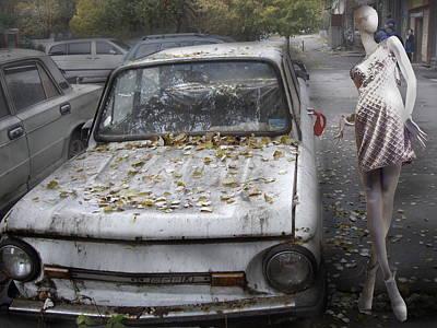 Landskape Photograph -  Hitchhiking Adventures Around The World by Irina Prudnikova