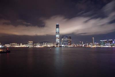 Hk Night  Original by Kam Chuen Dung