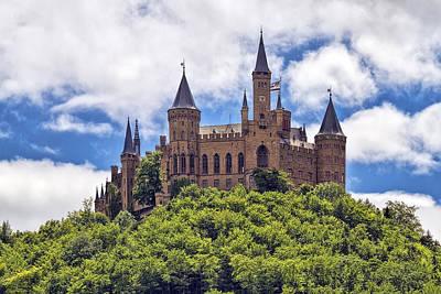 Architecture Photograph - Hohenzollern Castle by Marcia Colelli