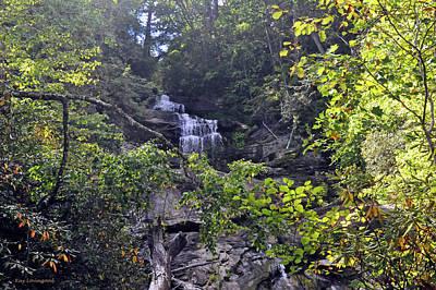Photograph - Holcomb Creek Falls by Kay Lovingood