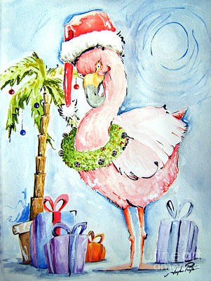 Painting - Holiday Vacation by Joseph Palotas