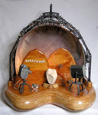 Czappa Sculpture - Hollywood by Bill Czappa