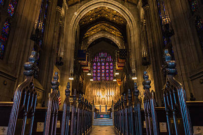 Valley Forge Photograph - Holy House by Kristopher Schoenleber