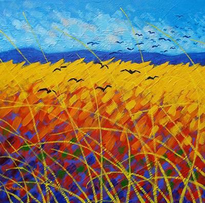 Homage To Vincent Original by John  Nolan