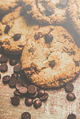 Tasty Photograph - Home Made Biscuit Batch by Jorgo Photography - Wall Art Gallery