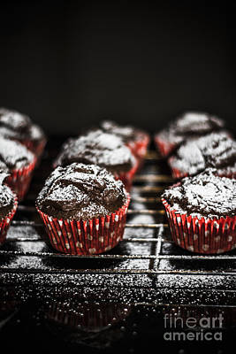 Cup Cakes Photograph - Home Made Desserts by Jorgo Photography - Wall Art Gallery