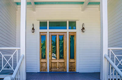 Photograph - Homes Of Key West 8 by Julie Palencia