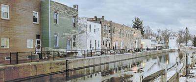 Brat Photograph - Hometown Memories by Everet Regal