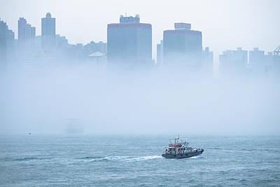 Hong Kong Seaview 02 Original by Kam Chuen Dung