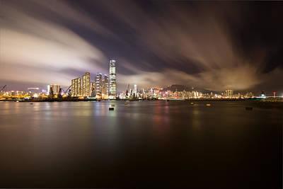 Hong Kong Seaview Original by Kam Chuen Dung