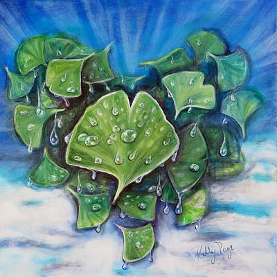 Hope For Austin Original by Kelly Page