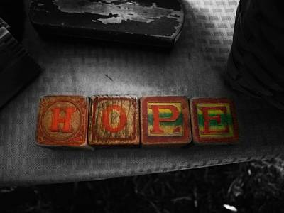 Vintage Photograph - Hope by Prairie Pics Photography