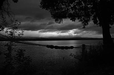 Hornby Island Photograph - Hornby Sunset by Scott Alpen