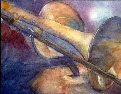 Horns Original by Stella Schaefer