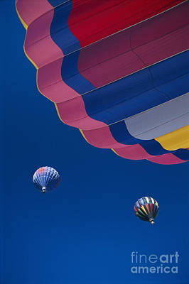Hot Air Balloons Print by Greg Vaughn - Printscapes