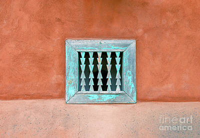 House Of Zuni Print by David Lee Thompson