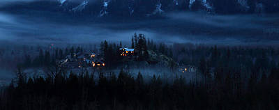 House On Haunted Hill Pemberton Original by Pierre Leclerc Photography