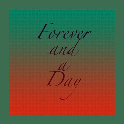 How Long I'll Love You Print by Bonnie Bruno