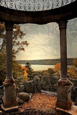 Hudson River Overlook Print by Jessica Jenney