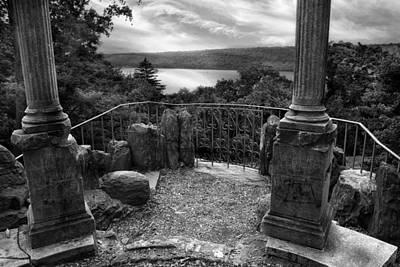 Gazebo Photograph - Hudson River View by Jessica Jenney