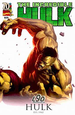 Hulk Original by Don Kuing