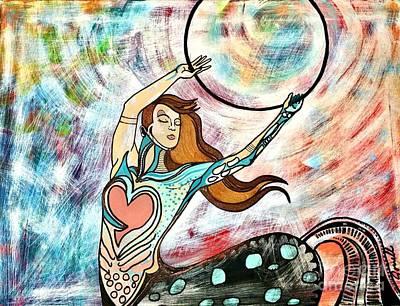 Hulla Hoop Original by Amy Sorrell