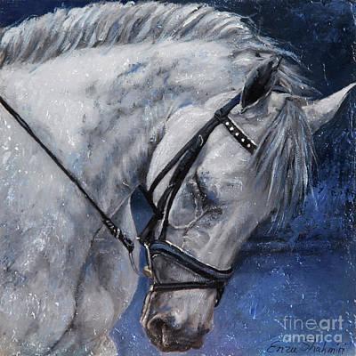 Humble Beauty Original by Enzie Shahmiri