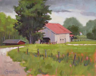 Hunter Farm Original by Todd Baxter