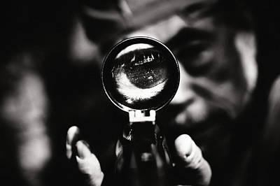 Hunters Photograph - Hunter by Yosuke Kashiwakura