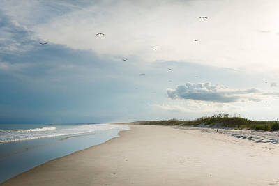 Beach Photograph - Huntington Beach State Park II by Ivo Kerssemakers