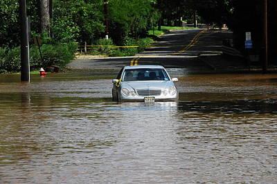 Ridgewood Photograph - Hurricane Irene 2011 by Dimitri Meimaris