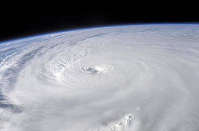 Hurricane Ivan Print by Nasa
