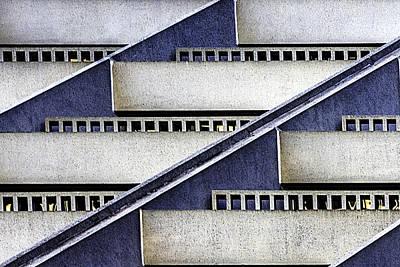 Photograph - Hyatt Abstract by Bill Gallagher