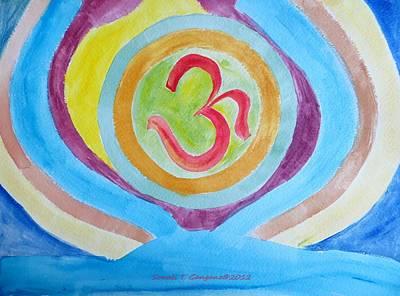 I Am Existence Print by Sonali Gangane