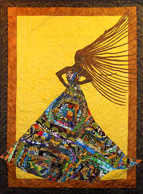 Tapestry - Textile - I Am Not My Hair #3 by Aisha Lumumba