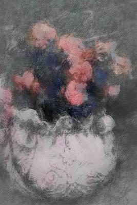 I Am Sentimental Print by The Art Of Marilyn Ridoutt-Greene