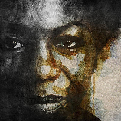 Singer Digital Art - I Put A Spell On You Cause Your Mine  by Paul Lovering